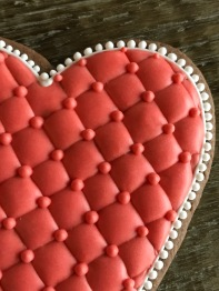 Paige's Designer Cookies quilted red heart 2